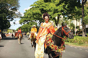 68th Annual Aloha Festivals Floral Parade